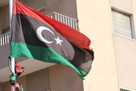 Libyan Flag - Compressed