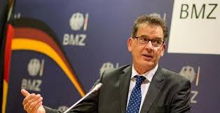 Minister Gerd Muller image