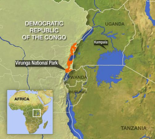 VNP Map
