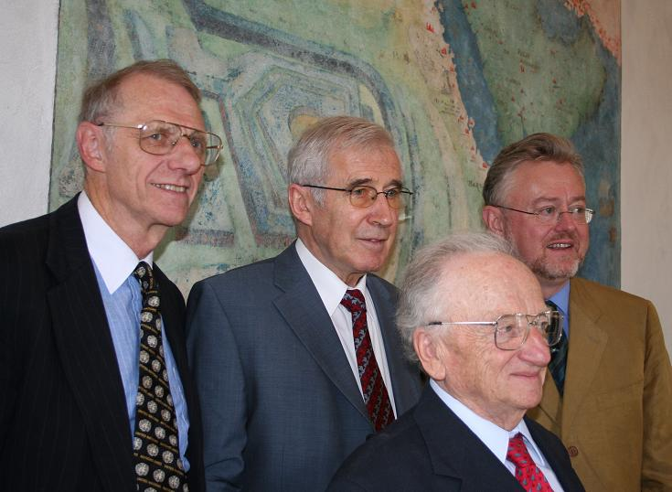 ferencz, triffterer clark and me