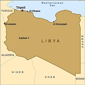 map-libya