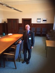 The Judge's room Court 600 Nuremberg